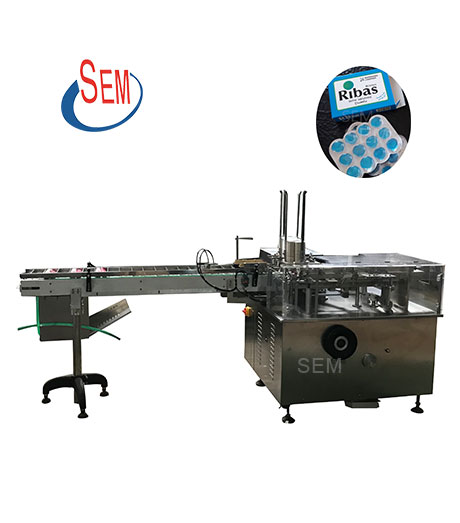 SMZ-125 Carton Packing Machine