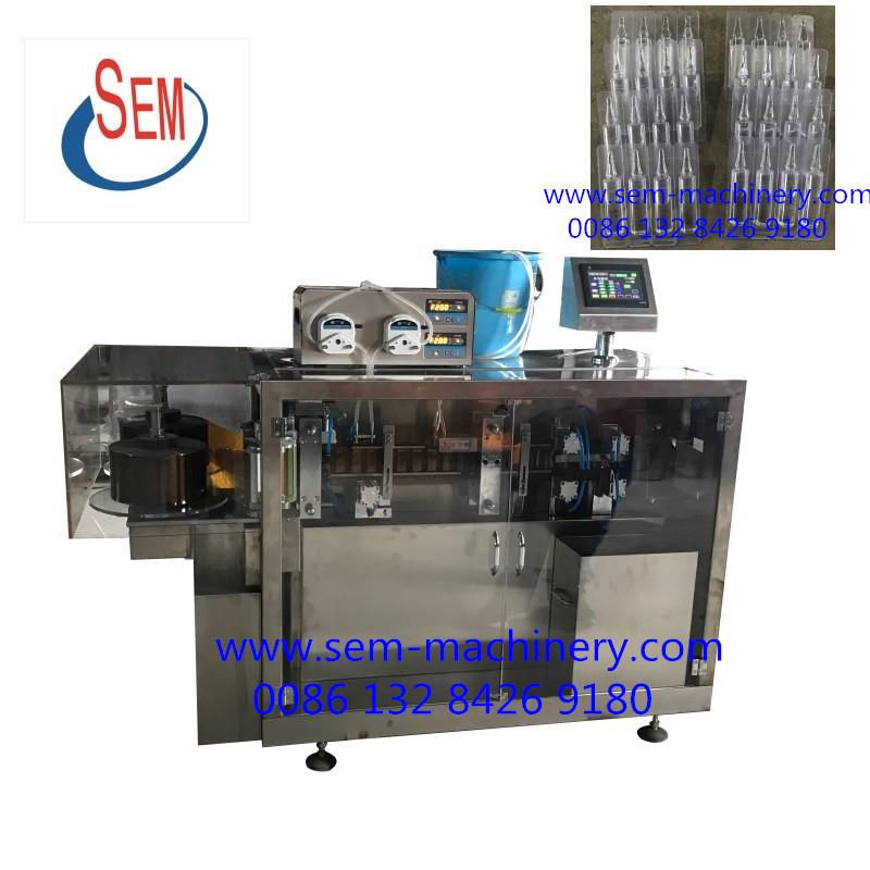 Automatic Liquid  Packing Machine for Pharma