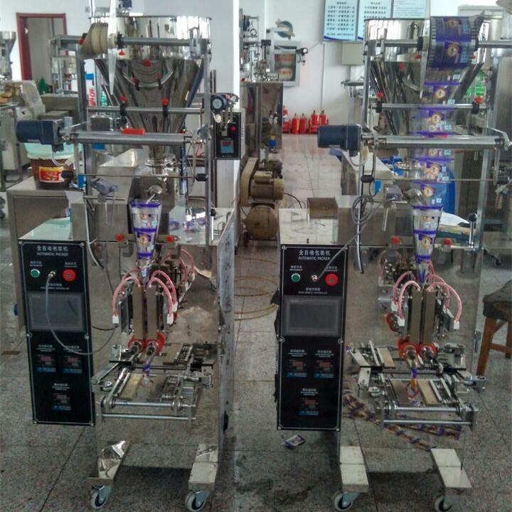 Automatic Peanut Sachet Packing Machine