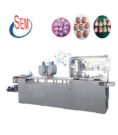 Automatic Blister Packing Machine Scope