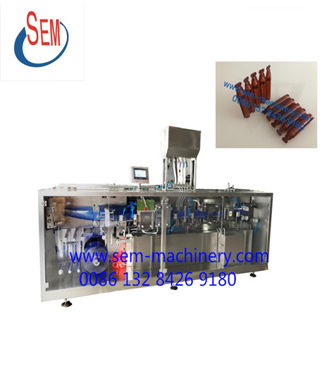 Automatic Oral Drinking Liquid Packing Machine for pharma
