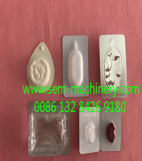 mini dose cream blister packing machine