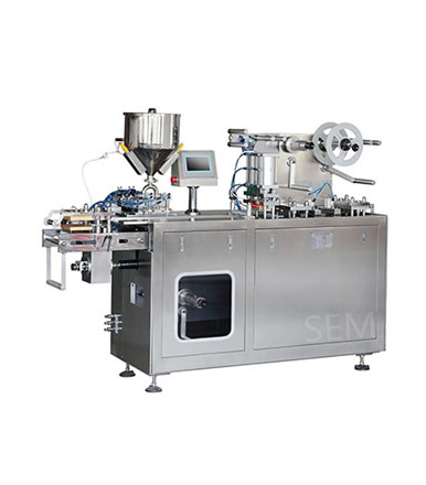 Capsule Pill Blister Packing Machine Operation Method