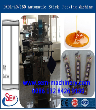 Operation Process Of Honey Packing Machine