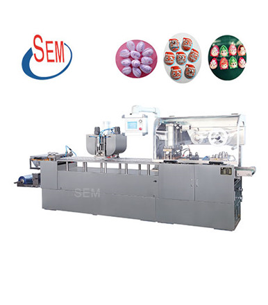 Some Requirements For Automatic Blister Packing Machine