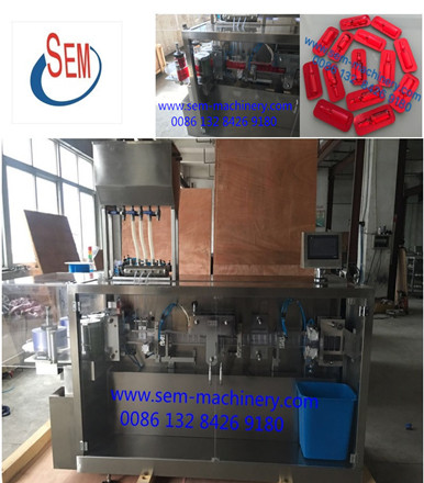 Features Of Automatic Liquid Sachet Packing Machine