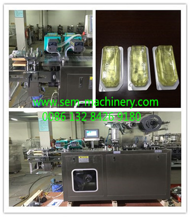 Some Requirements For Automatic Pharma Blister Packing Machine