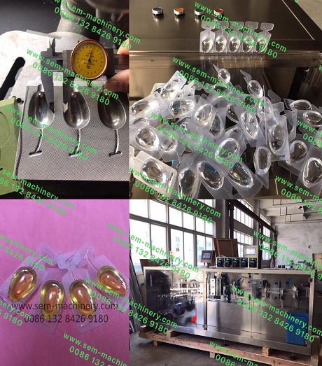 Automatic Olive Oil Packaging Machine