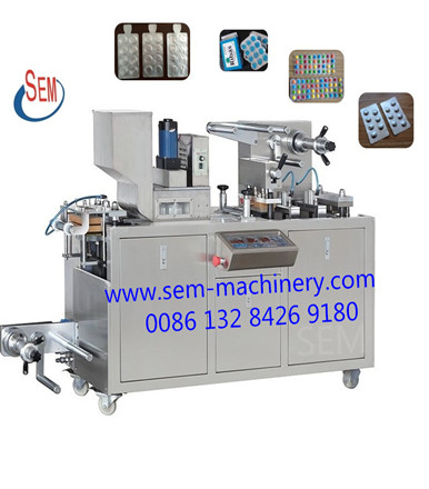 Features And Effects Of Automatic Pharma Blister Packing Machine