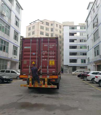 Packing Line For Tablet Capsule Was Shipped To Israel