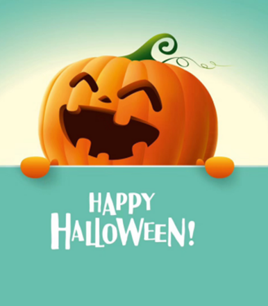 Happy Halloween to all friends