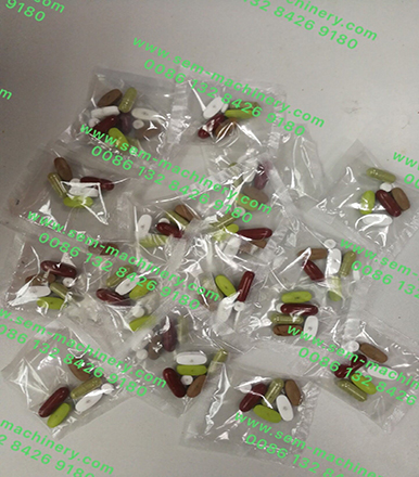 Tablet Cpasule Sachet Packing Machine
