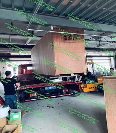 DGS-360 Filling Nozzle Machine Has Been Delivered To Customers