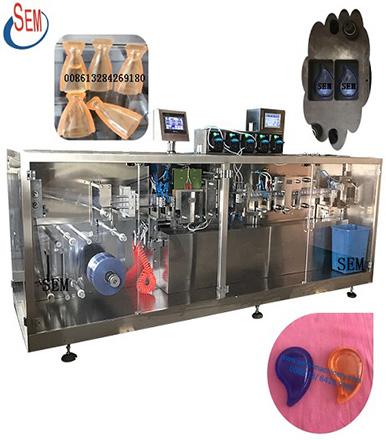 Automatic Sauce Sachet Packing Machine