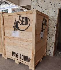 Automatic  Sachet Packing  Machine delivery.