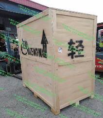 20ft container deliver to the USA