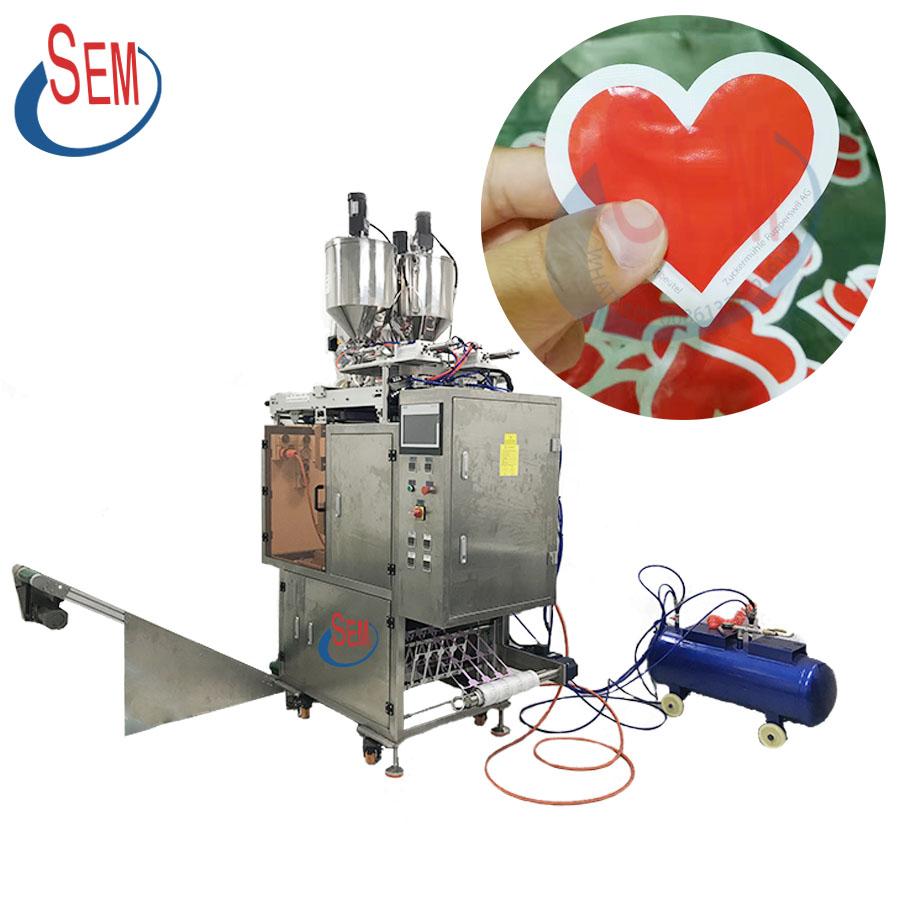 Automatic sachets body lotion Packing Machine