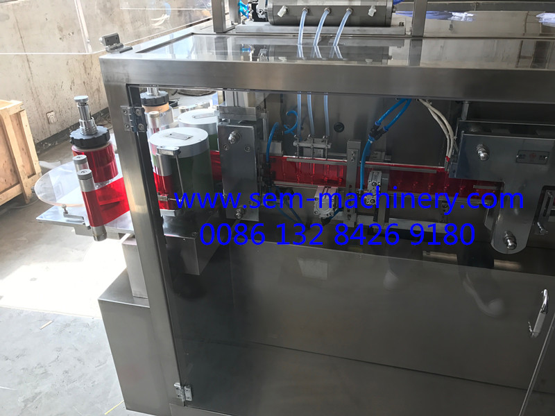 cosmetic Liquid Cream Packing Machine