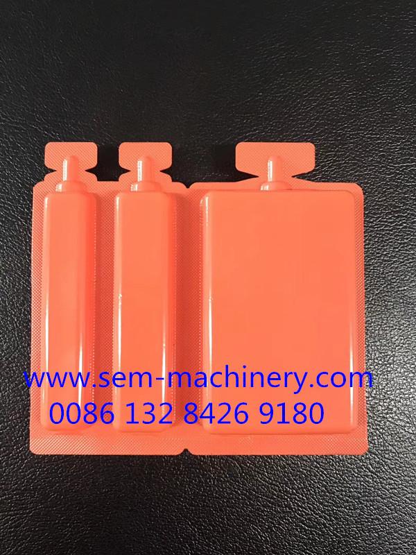 Automatic Pesticide Liquid Packing Machine