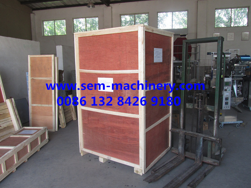 Automatic Hair Dye Sachet Packing Machine