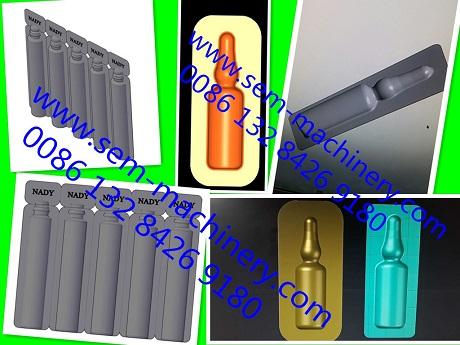 Dermafirm  shooting toner packing machine