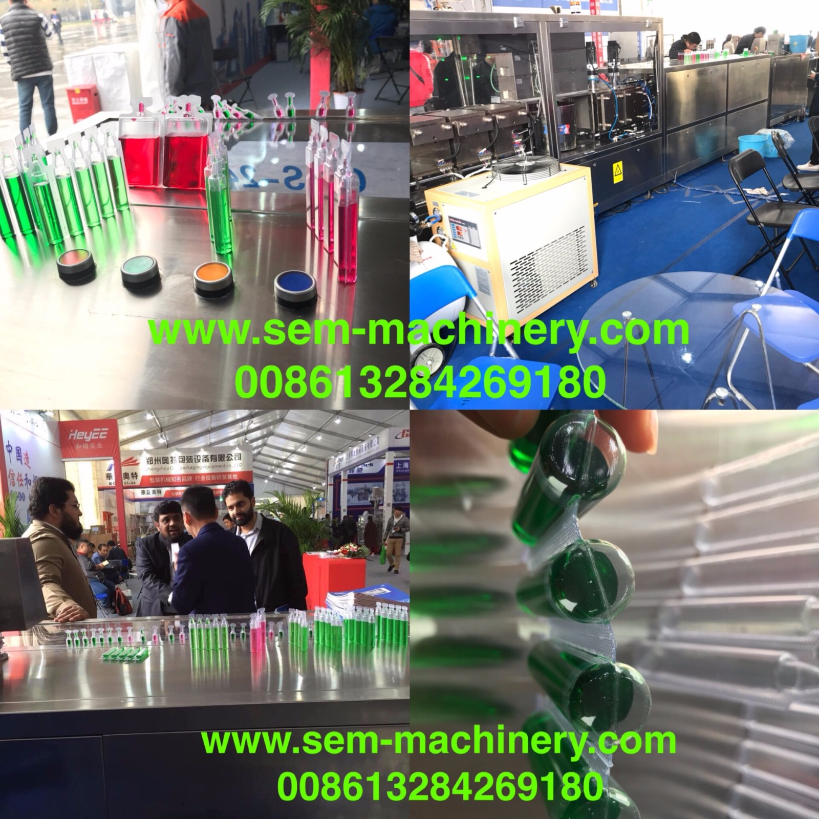 14ml olive oil filling and sealing machine