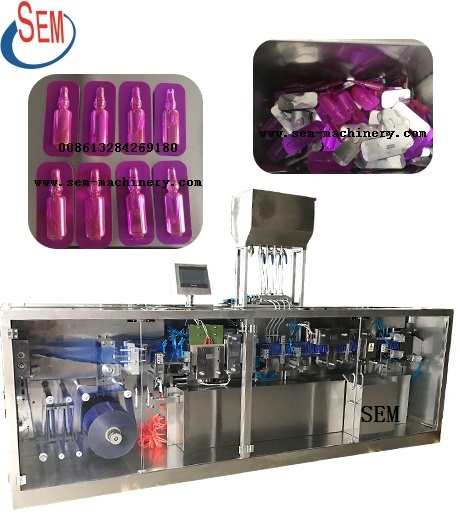 Essential Oil Autmatic Packaging Machine