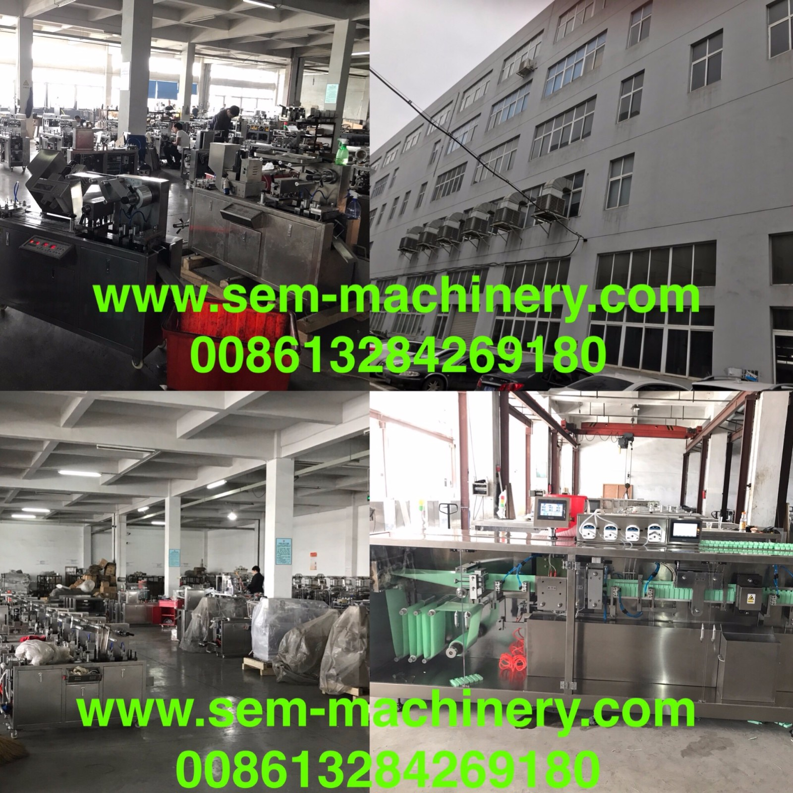 cosmetic liquid packing machine