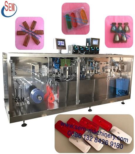 Customer Comming for BFS Liquid Packing Machine