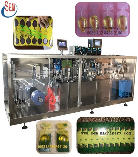 Soy Sauce Packing Machine