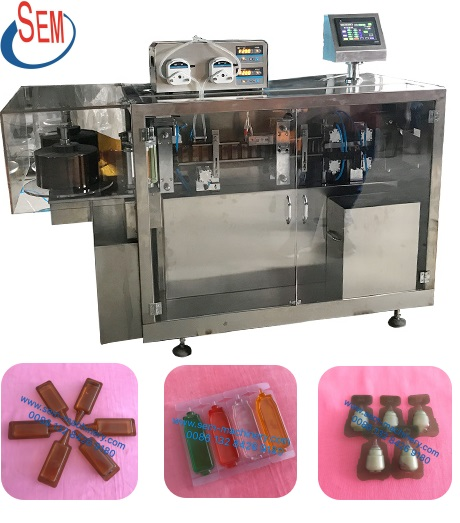 Capsule Pill Blister Packing Machine