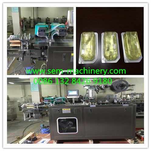 Automatic Pharma Blister Packing Machine