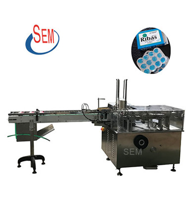 How Automatic high speed cartoning machine works?