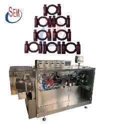 Automatic BFS liquid packing machine