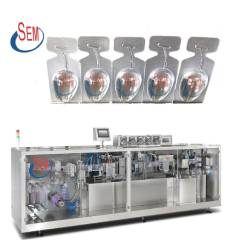 Automatic Olive Oil Packing Machine